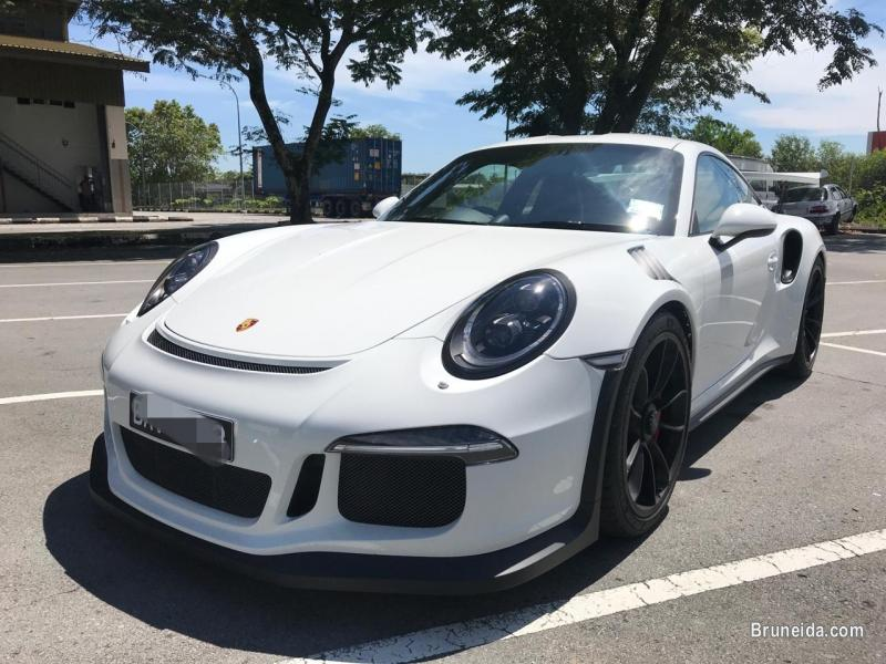 Picture of Porsche GT3-RS