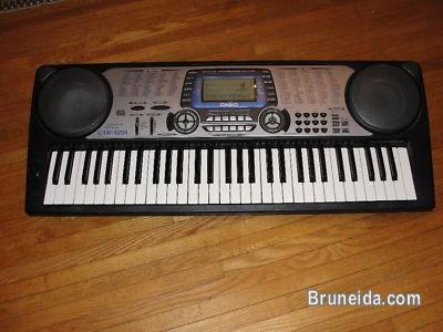 Picture of CASIO KEYBOARD CTK 651 FOR SALE
