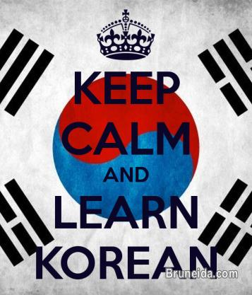 Pictures of Best Korean Language Tuition Class in Brunei