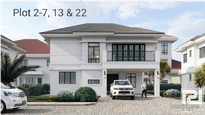 DH-266   DETACHED HOUSE FOR SALE @ BAN 4 in Brunei