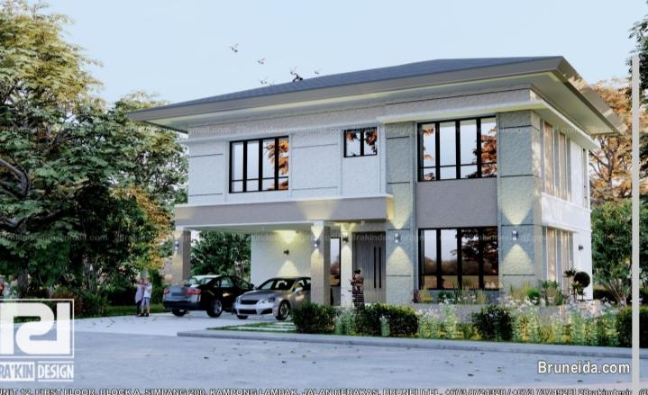Picture of DH-267 DETACHED HOUSE FOR SALE @ MADANG
