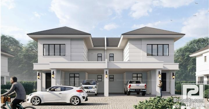 SD-96   SEMI-DETACHED HOUSE FOR SALE @ BAN 4 - image 1