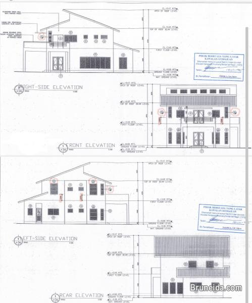 Picture of DH-272  DETACHED HOUSE FOR SALE @ KULAPIS