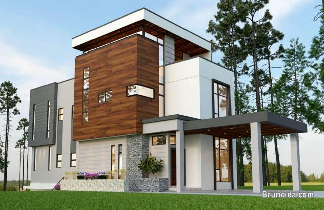 Picture of DH-271A   4-STOREY DETACHED HOUSE FOR SALE @ KG BERIBI