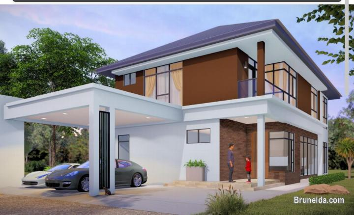 Picture of DH-275  DETACHED HOUSE FOR SALE @ KG SENGKURONG