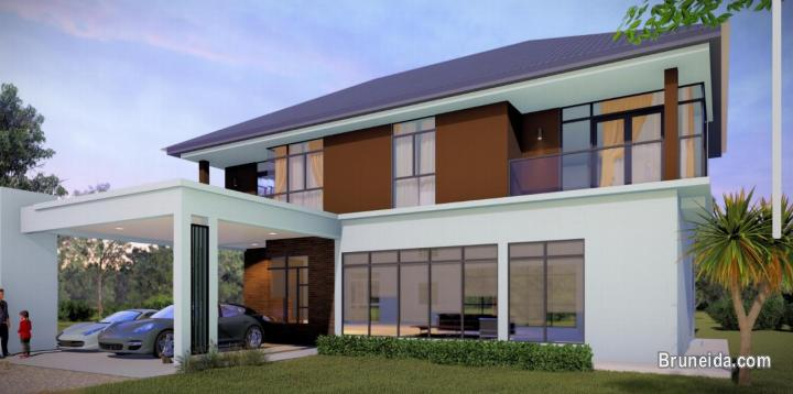 Picture of DH-275A   DETACHED HOUSE FOR SALE @ KG SENGKURONG 'B'