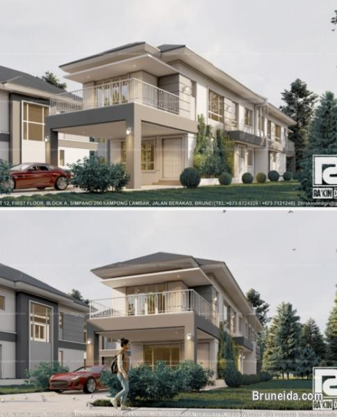 Picture of SD-101  SEMI-DETACHED HOUSE FOR SALE @ SERASA