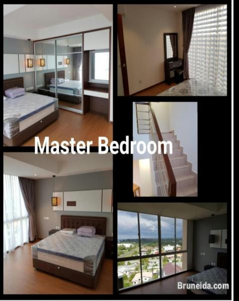 AFR-14 EXECUTIVE APARTMENT FOR RENT @ JLN MAULANA, KB in Brunei