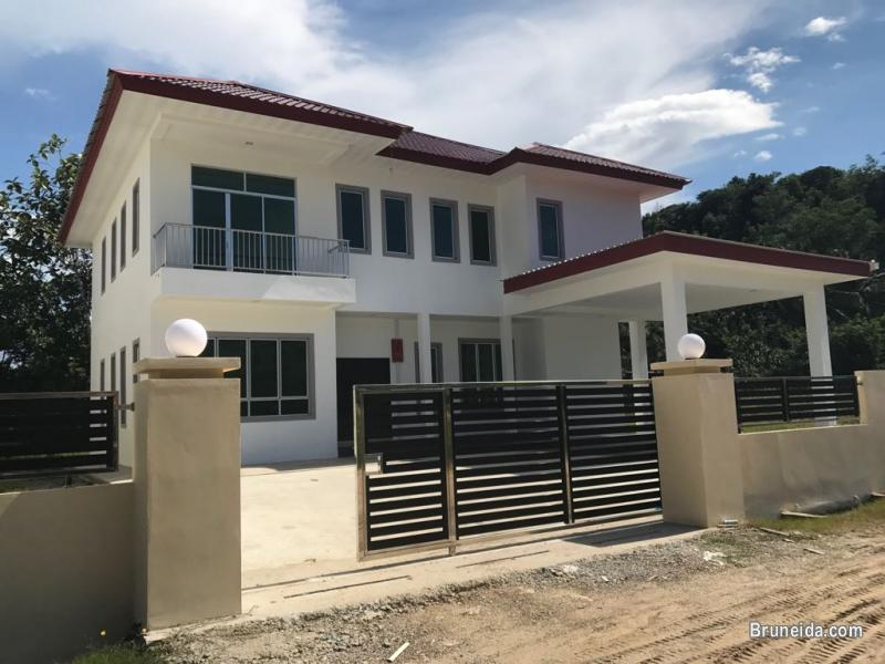 Pictures of DH-105  DETACHED HOUSE FOR SALE @ KG BELIMBING