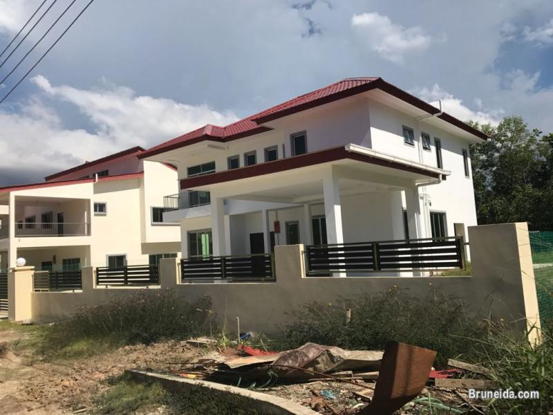 DH-105  DETACHED HOUSE FOR SALE @ KG BELIMBING