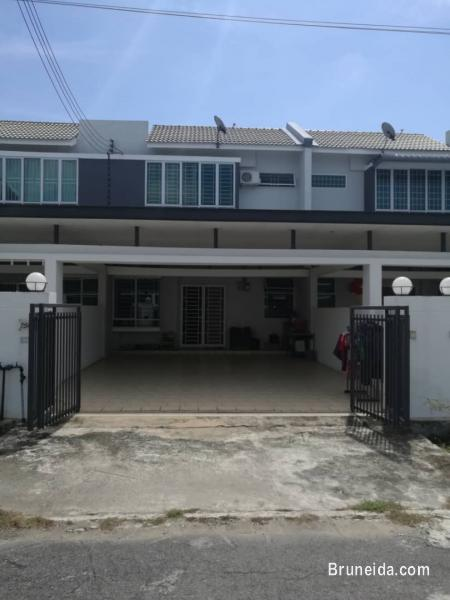 Picture of UHFS-89  TERRACE HOUSE FOR SALE @ MIRI