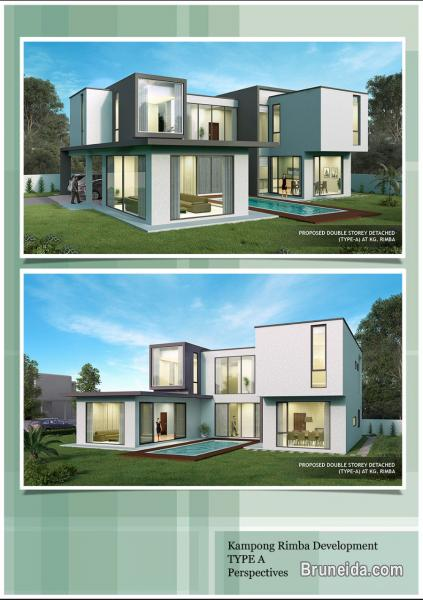 Picture of DH-119  MODERN DETACHED HOUSE FOR SALE @ RIMBA