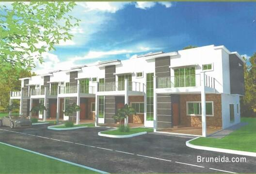 Pictures of TH-8 TERRACE HOUSES FOR SALE @ KG BATU AMPAR