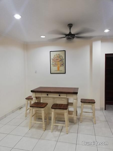 HFR-246   TERRACE HOUSE FOR RENT @ SG TILONG in Brunei Muara