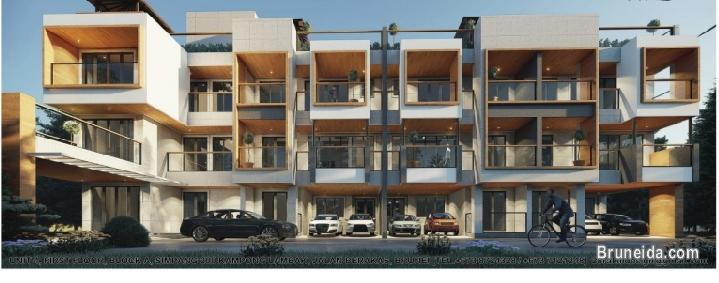 Picture of TH-36  MODERN DESIGN 2 1/2 STOREY TERRACE FOR SALE @ JERUDONG