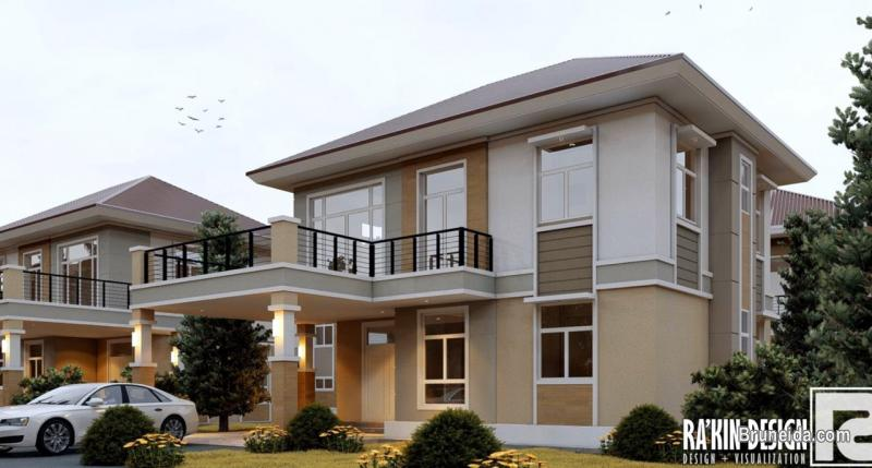 Picture of DH-233  DETACHED HOUSE FOR SALE @ TANAH JAMBU
