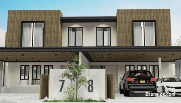 Picture of SD-78  MODERN-DESIGN SEMI-D FOR SALE @ KIULAP