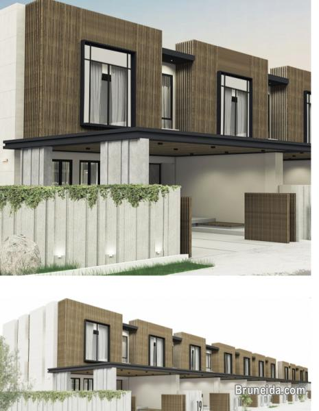 Picture of TH-38  MODERN-DESIGN TERRACE FOR SALE @ KIULAP