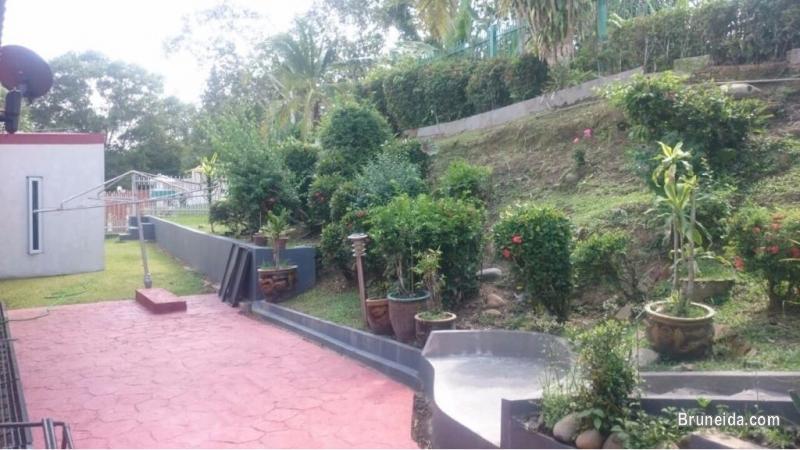 UHFS-57  USED DETACHED HOUSE FOR SALE @ KG SG TILONG in Brunei