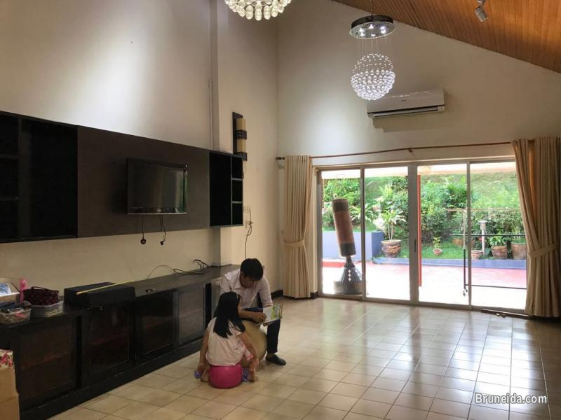 Picture of UHFS-57  USED DETACHED HOUSE FOR SALE @ KG SG TILONG in Brunei Muara