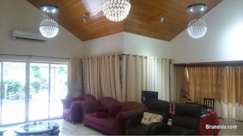 UHFS-57  USED DETACHED HOUSE FOR SALE @ KG SG TILONG in Brunei - image