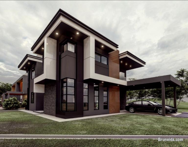 DH-238  DETACHED HOUSE FOR SALE @ SUBOK in Brunei Muara