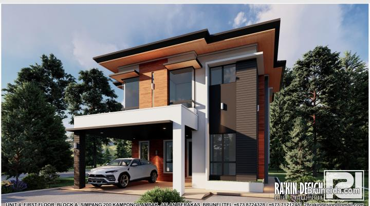 Picture of DH-240  DETACHED HOUSE FOR SALE @ TG NANGKA