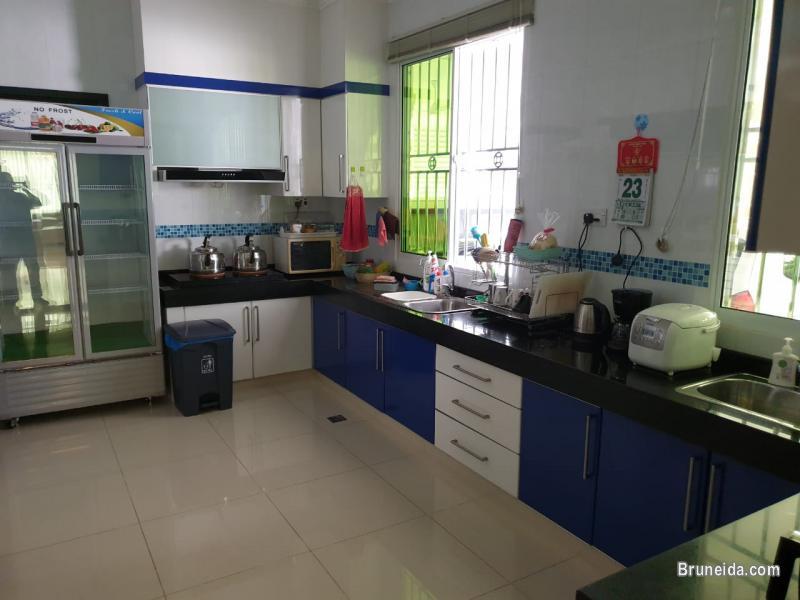 UHFS-104 DETACHED HOUSE FOR SALE @ KG BERIBI in Brunei