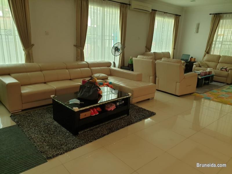 Picture of UHFS-104 DETACHED HOUSE FOR SALE @ KG BERIBI in Brunei Muara