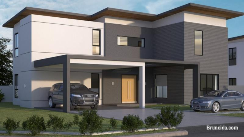 Pictures of DH-249   MODERN DETACHED HOUSE FOR SALE @ KG BERIBI