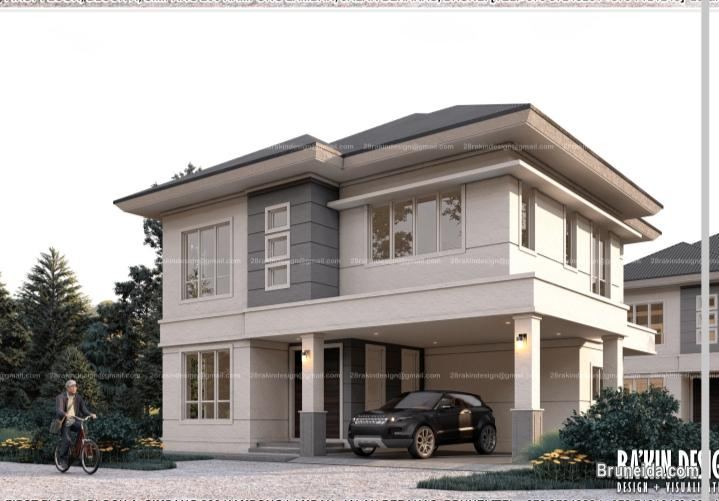 DH-254 DETACHED HOUSE FOR SALE @ SG TAMPOI