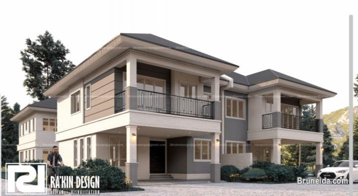 Picture of SD-89  SEMI-DETACHED HOUSE FOR SALE @ SG TAMPOI