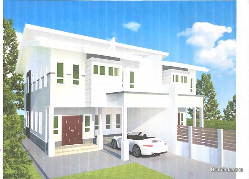 Picture of SD-91   SEMI-DETACHED HOUSE FOR SALE @ KG LUAGAN DUDOK