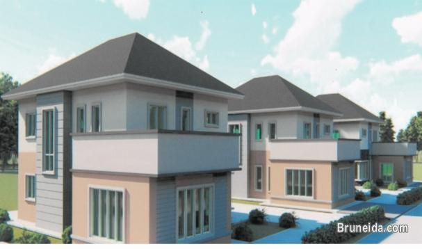 DH-264   DETACHED HOUSE FOR SALE @ JERUDONG in Brunei Muara