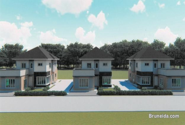 Picture of DH-264   DETACHED HOUSE FOR SALE @ JERUDONG in Brunei Muara