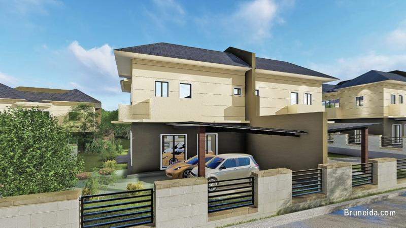 Picture of SD-94 SEMI-DETACED HOUSE FOR SALE @ BERAKAS