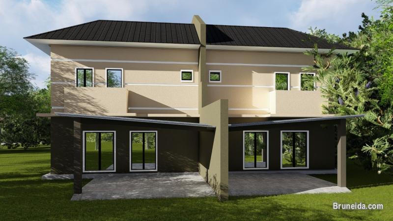 Picture of SD-94 SEMI-DETACED HOUSE FOR SALE @ BERAKAS in Brunei Muara