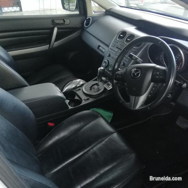 Mazda CX7 in Brunei