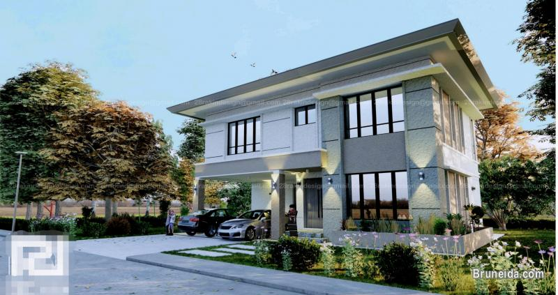 Picture of PROPOSED 2 STOREY DETACHED HOUSE FOR SALE AT MADANG, BERAKAS