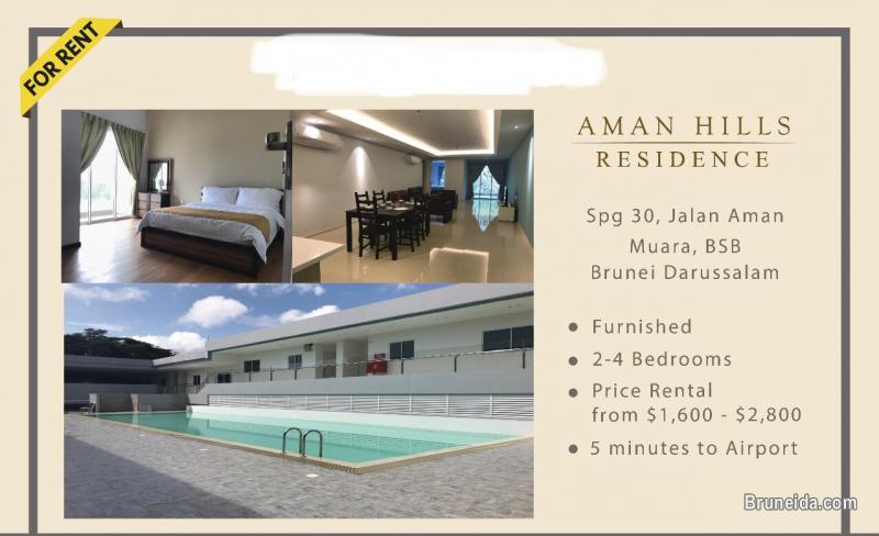 Picture of AMAN HILLS RESIDENCE FOR RENT AT SG TILONG - FULLY FURNISHED