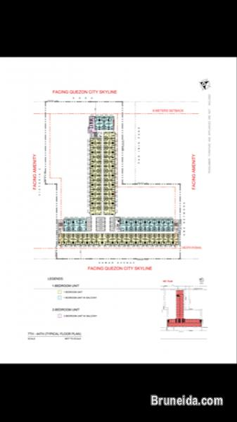 GLAM RESIDENCES FOR SALE AT SMDC PROPERTY - PROPOSED - image 11