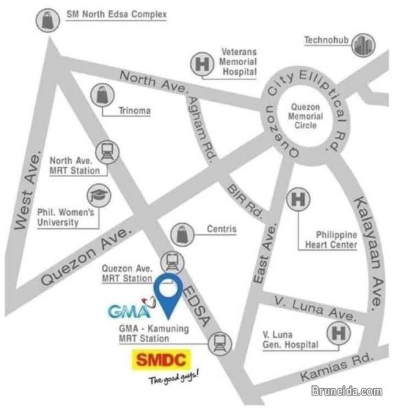 Picture of GLAM RESIDENCES FOR SALE AT SMDC PROPERTY - PROPOSED in Brunei