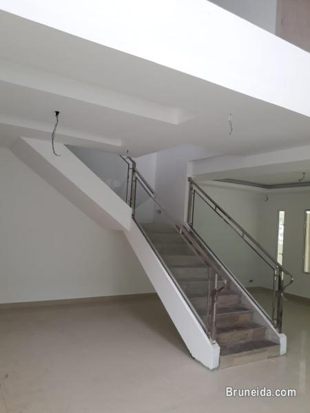 BRAND NEW 2 STOREY TERRACE HOUSE FOR SALE AT TG BUNUT in Brunei Muara