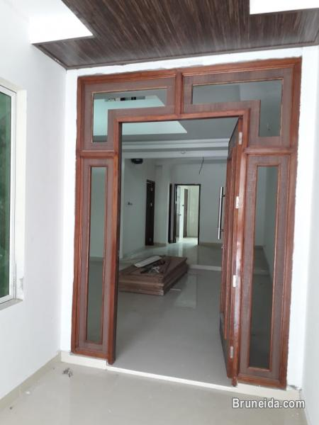 BRAND NEW 2 STOREY TERRACE HOUSE FOR SALE AT TG BUNUT in Brunei