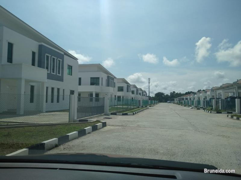 2 STOREY DETACHED HOUSE FOR SALE AT JUNJONGAN - COMPLETED in Brunei Muara