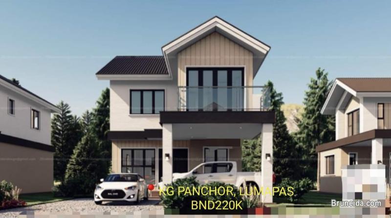 Picture of PROPOSED 2 STOREY DETACHED HOUSE FOR SALE AT KG PANCHOR, LUMAPAS