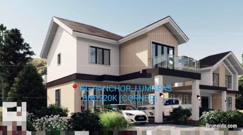 PROPOSED 2 STOREY DETACHED HOUSE FOR SALE AT KG PANCHOR, LUMAPAS