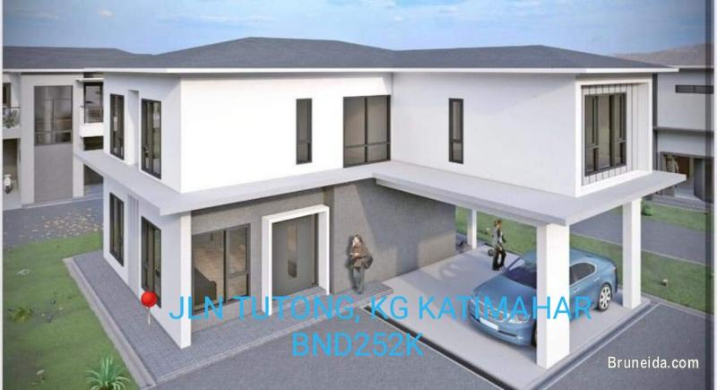 Picture of PROPOSED 2 STOREY DETACHED HOUSE FOR SALE AT JALAN TUTONG