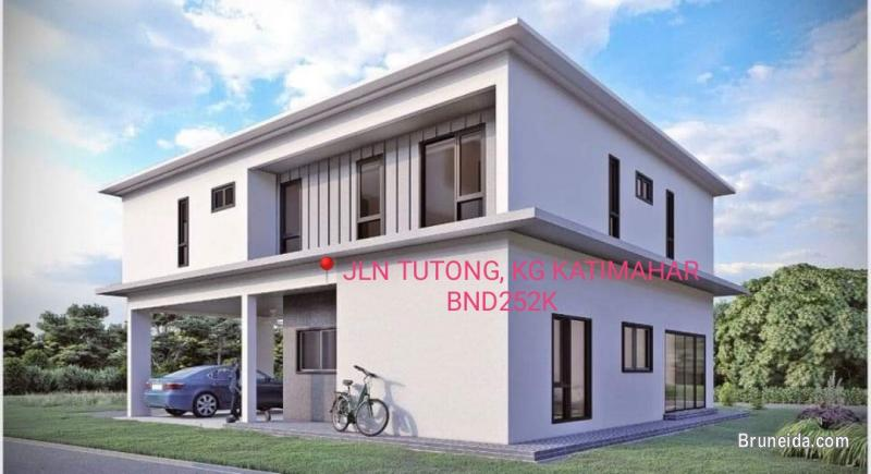 PROPOSED 2 STOREY DETACHED HOUSE FOR SALE AT JALAN TUTONG
