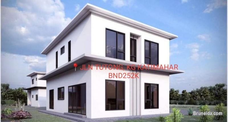 PROPOSED 2 STOREY DETACHED HOUSE FOR SALE AT JALAN TUTONG in Tutong